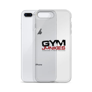 GymJunkies iPhone Case - gymjunkies