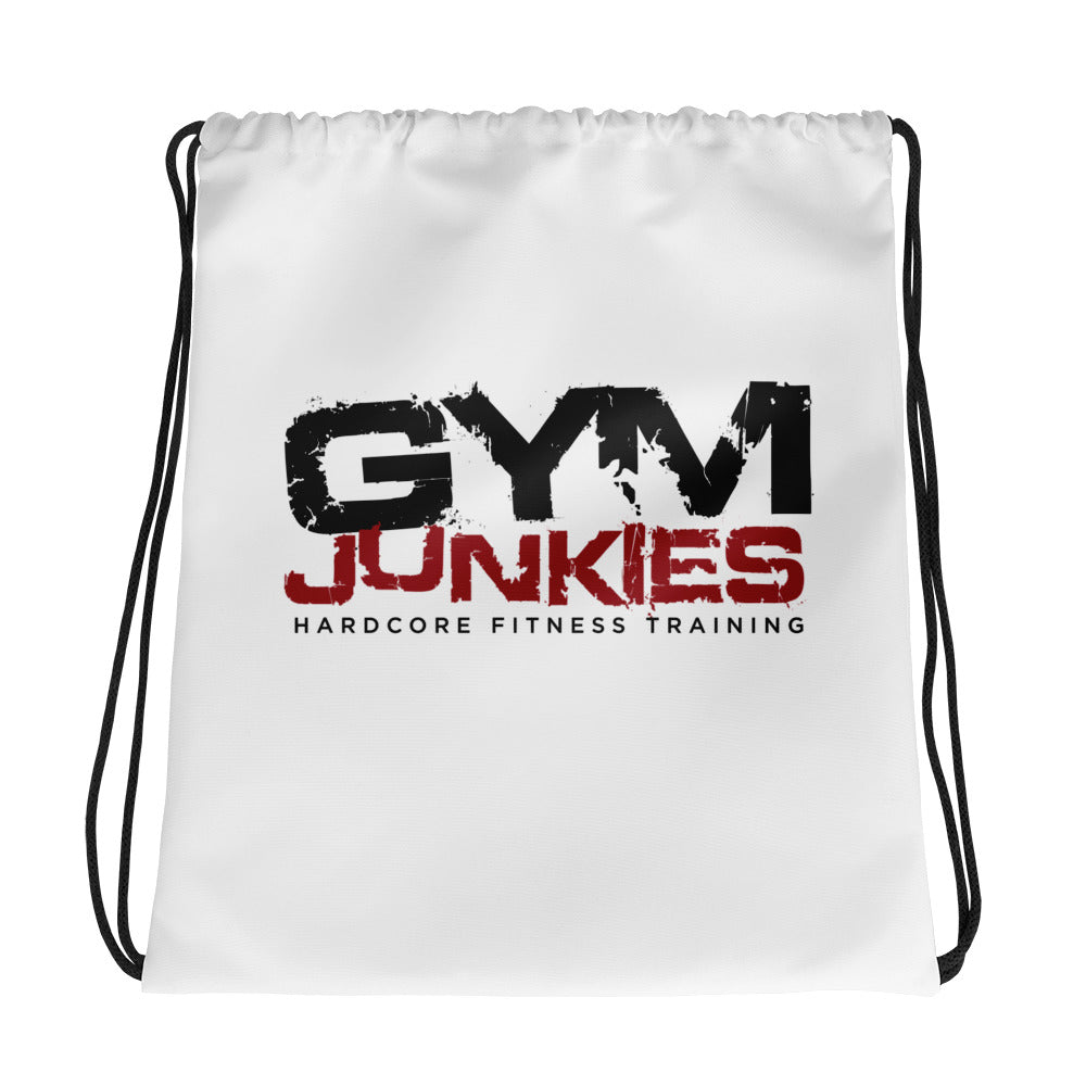 GymJunkies Drawstring bag - gymjunkies