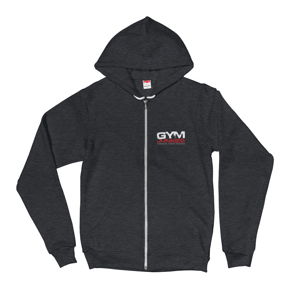 GymJunkies Hoodie sweater - gymjunkies