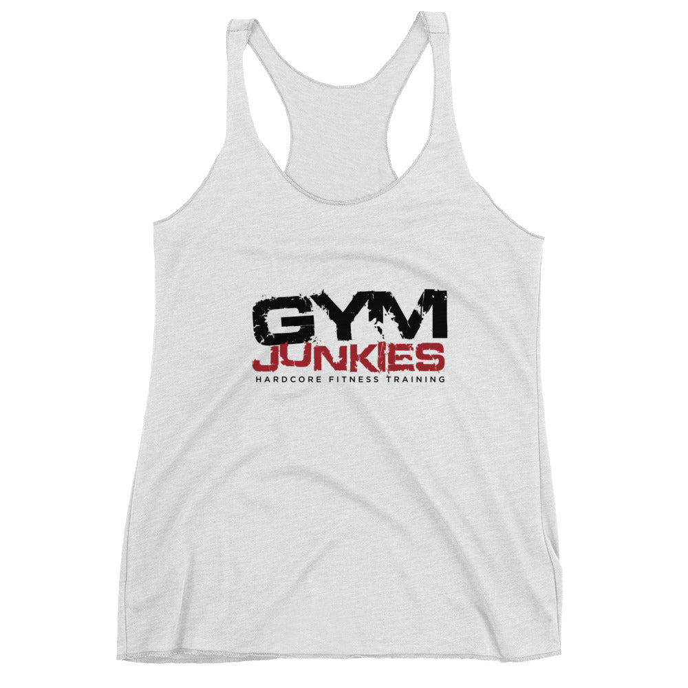 Gym Junkies Women's Racerback Tank - gymjunkies