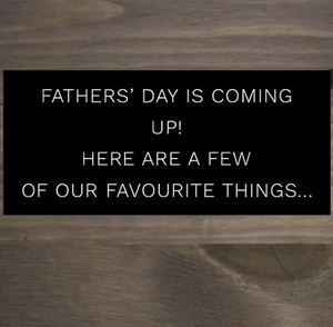Great Gift Ideas for Fathers Day in Calgary