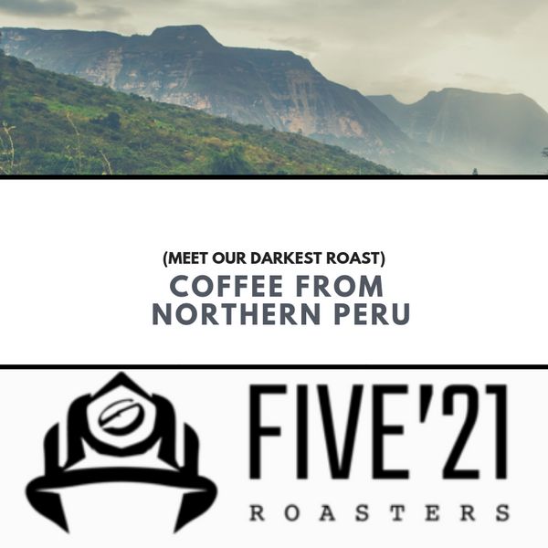 Peruvian Coffee in Calgary - Meet Our Darkest Roast