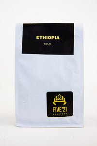 Ethiopia - Light Roast - Organic
