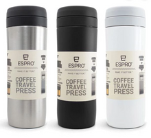 Espro Coffee P1 Travel French Press and To Go Mug - Five'21 Roasters Calgary