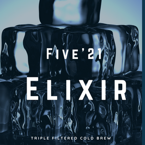 Five'21 Elixir - Cold Brew 4 Pack