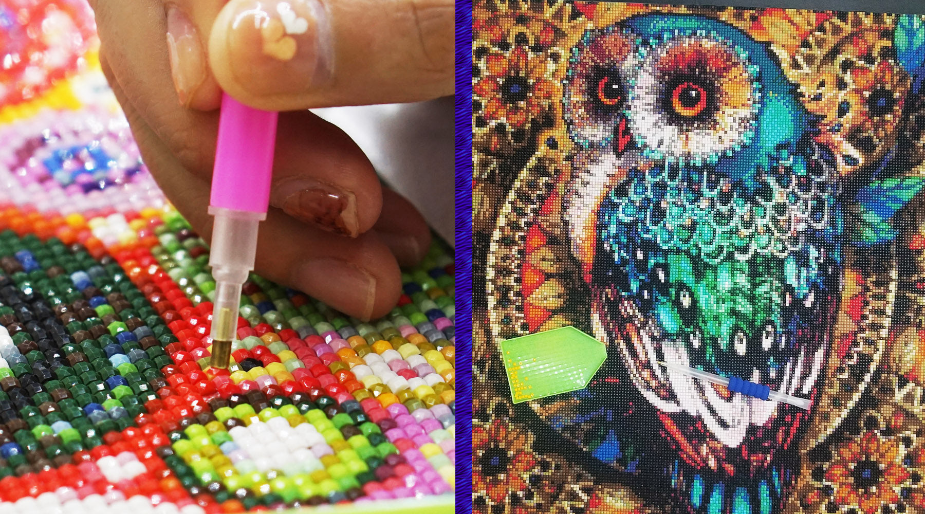 The Different Kinds of Diamond Painting Kits: Everything You Need to Know