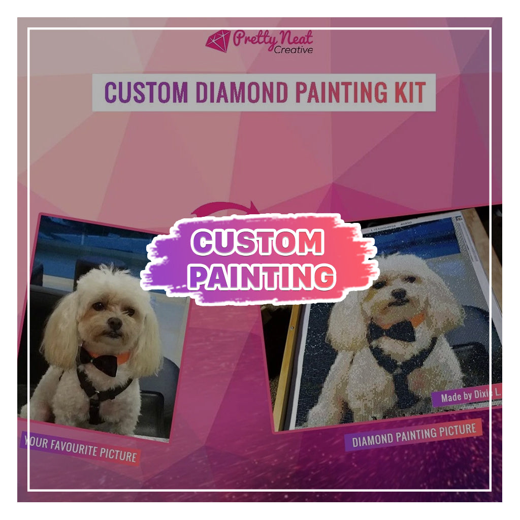 Custom Diamond Paintings