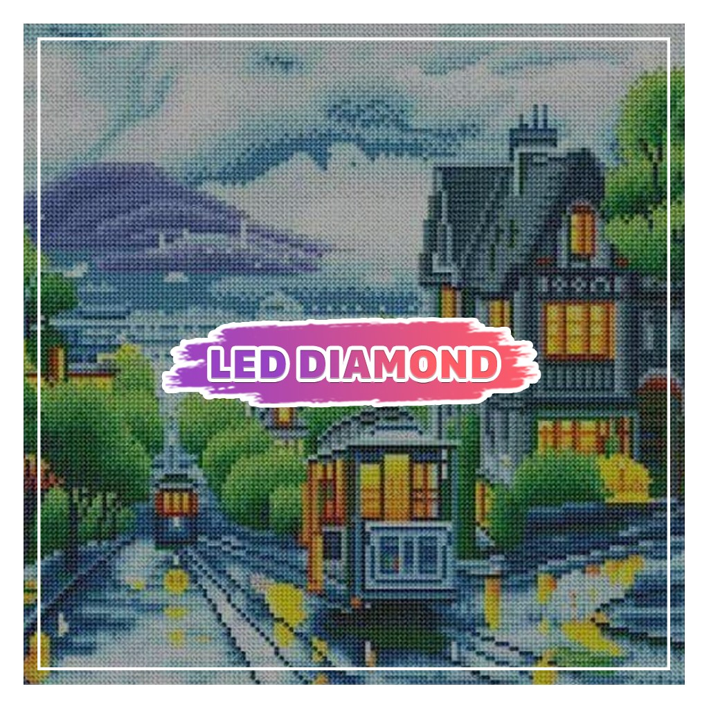 Led Diamond Paintings
