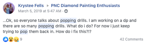 diamond painting tip