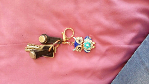 Diamond Key Chains
