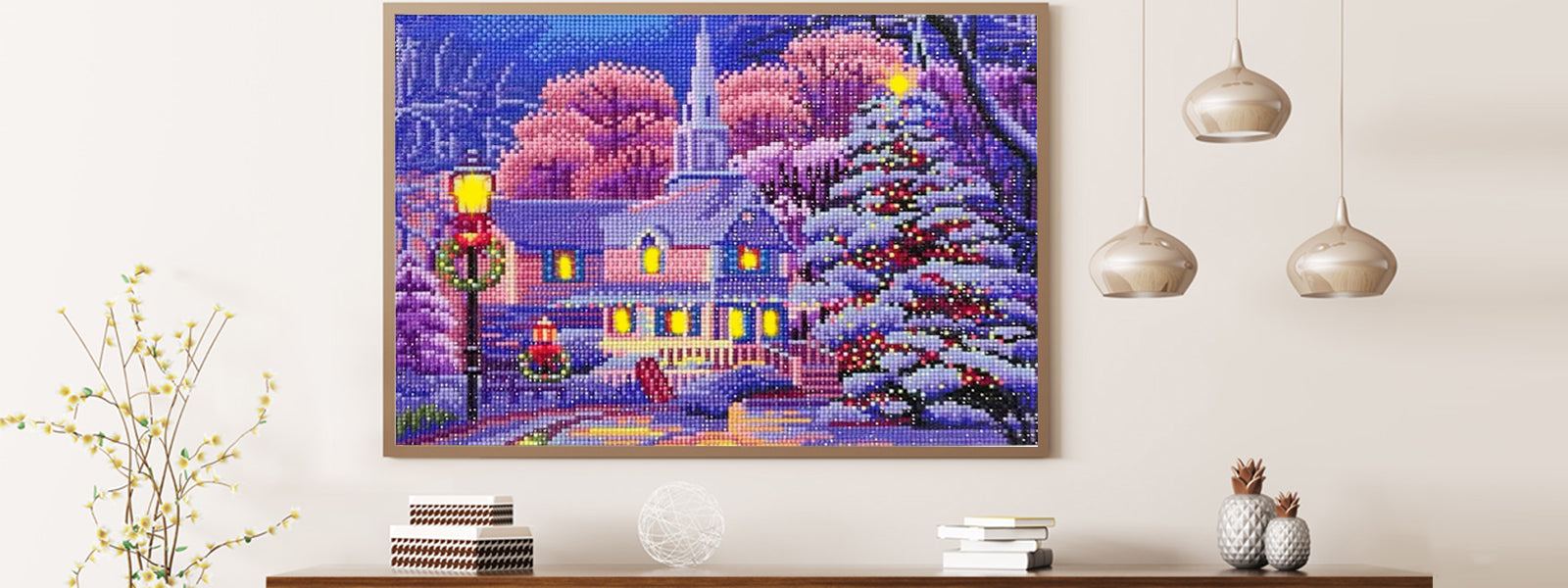 LED Diamond Painting Collection