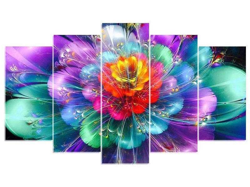 Multi-Panel Diamond Painting Kits - Pretty Neat Creative