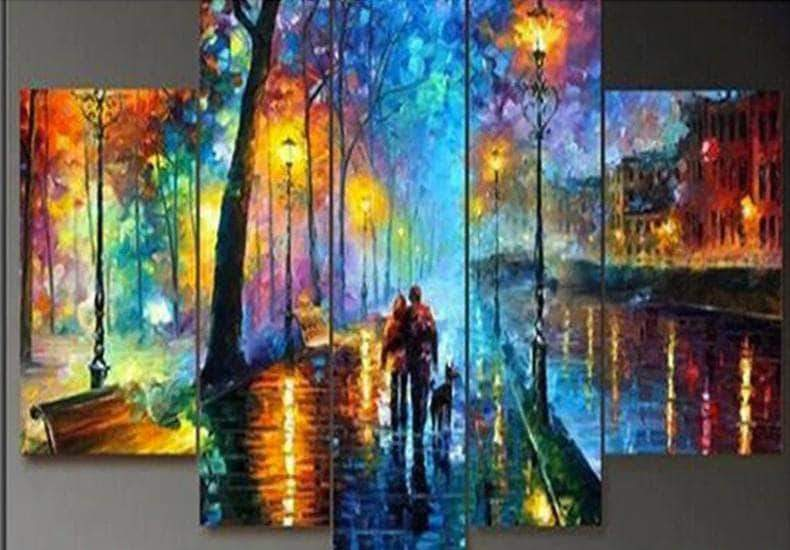 20x30x2 20x40x2 20x55x1 Cm/ 8x12x2 8x16x2 8x22x1 Inches Spirits By The Lake Square Diamond Painting