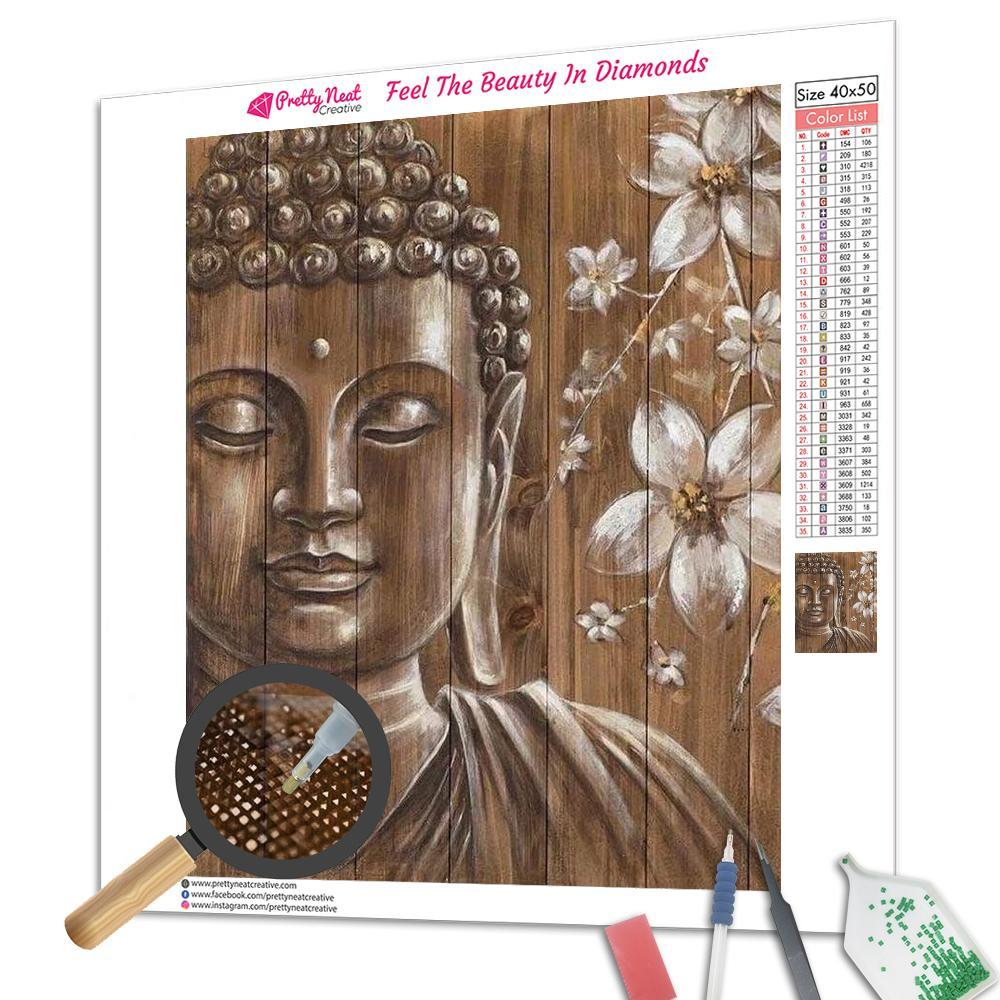 Buddha Religion Square Diamond Painting