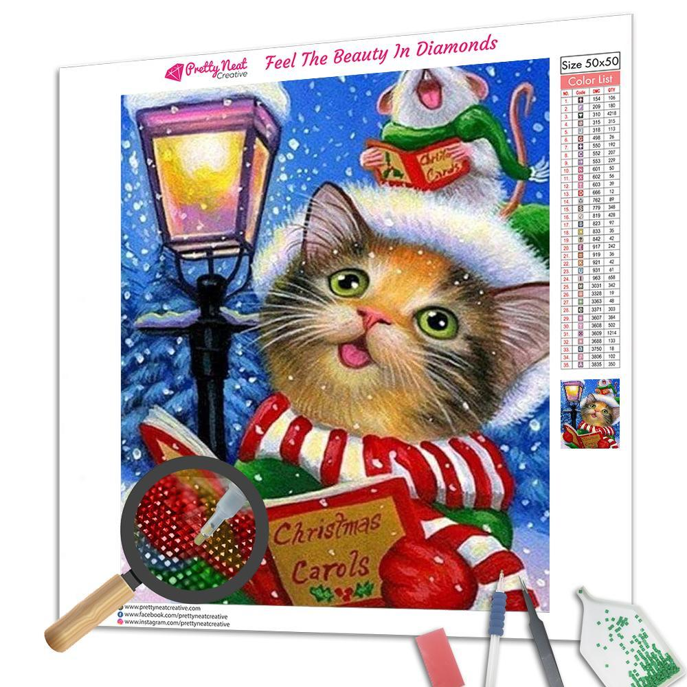 Clearance - Christmas Carols Diamond Painting