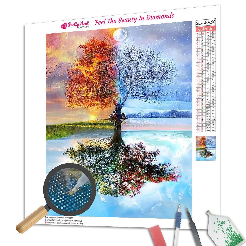 Clearance - Earth Wind Fire 5D Square Diamond Painting