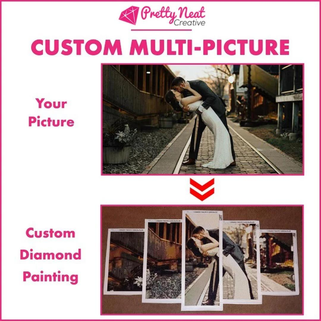 Custom Multi Diamond Painting Picture
