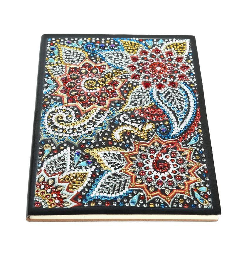DIY Flower NoteBook Diamond Painting