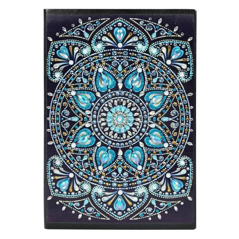 DIY Mandala NoteBook Diamond Painting