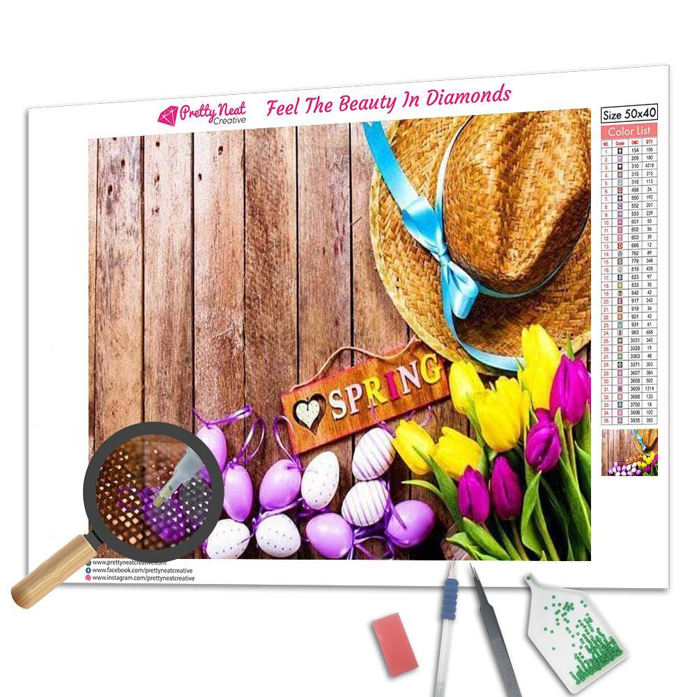 Easter Decoration Diamond Painting