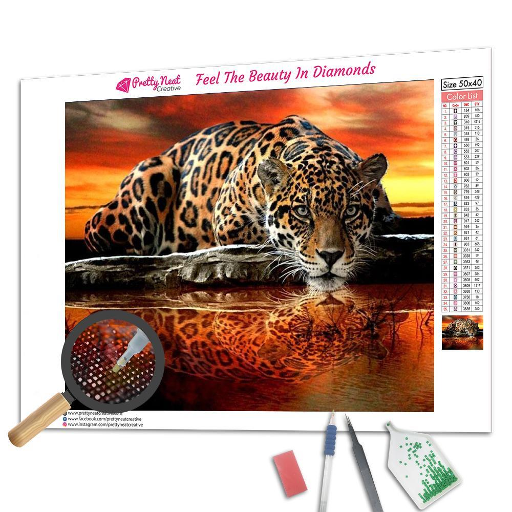 Leopard 5D Diamond Painting