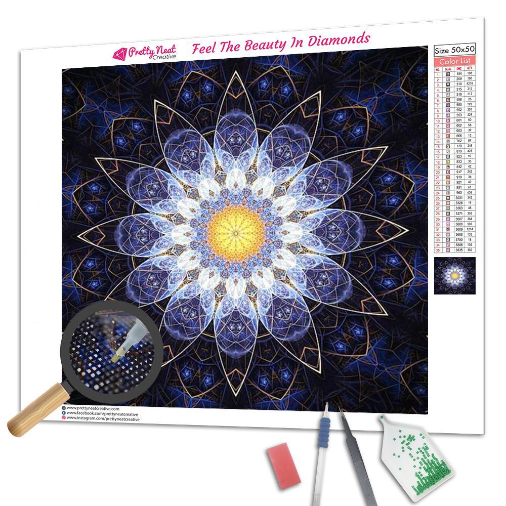 Religion Mandala Square Diamond Painting