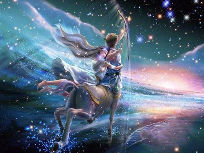 Sagittarius Constellation Diamond Painting