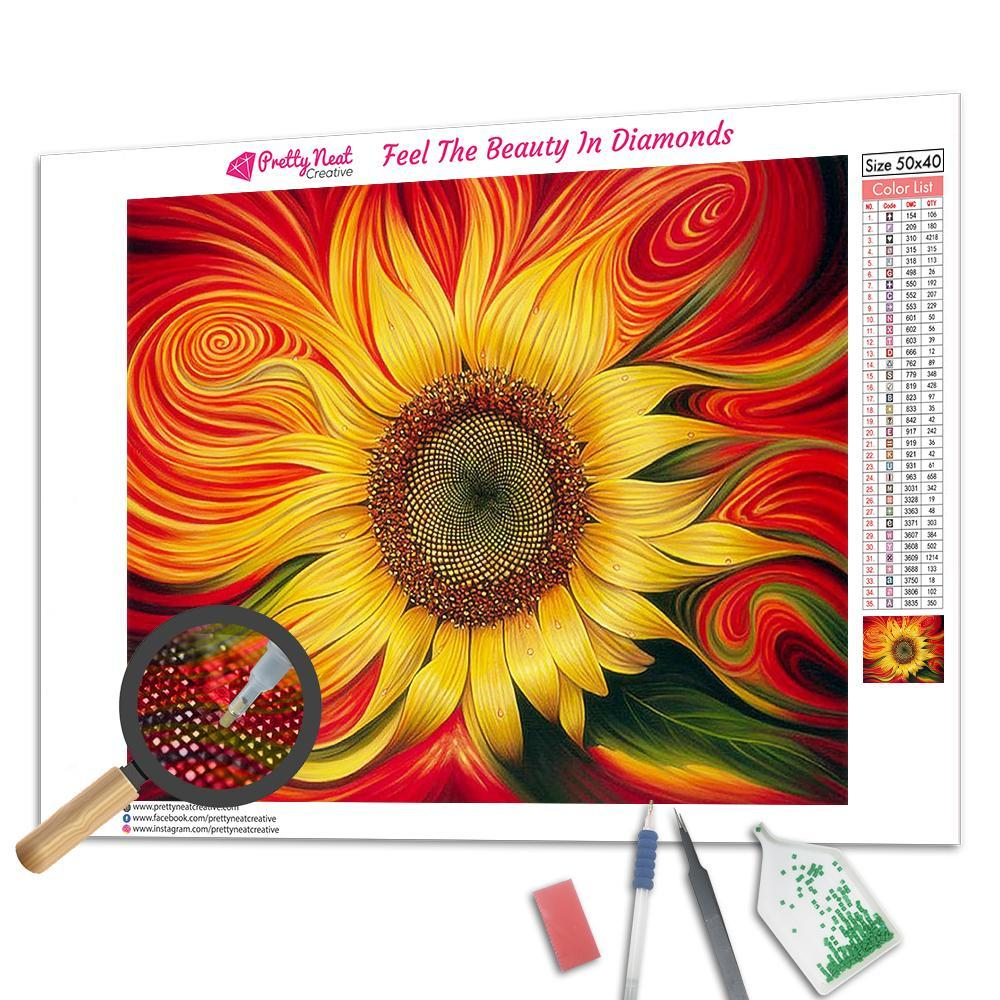 Sunflower 5D Diamond Painting