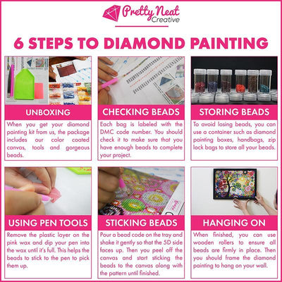 Win Speedy Success Square Diamond Painting