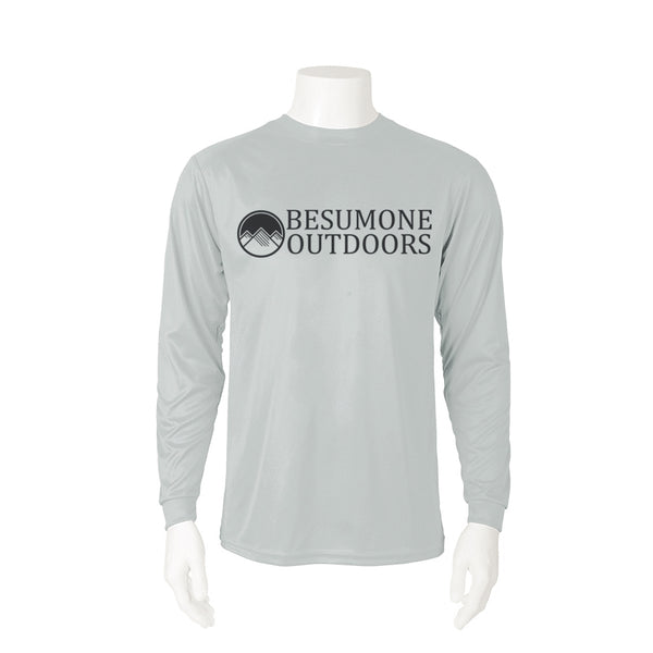 Besumone Outdoors: Sun Protection Long Sleeve Tee, Fishing Tee, Hunting Tee, Climbing Tee, Moisture Wicking