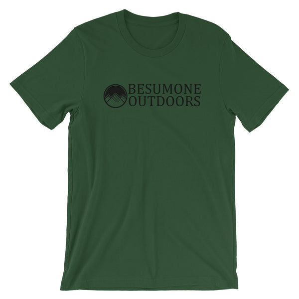 Besumone Outdoors Logo Tee