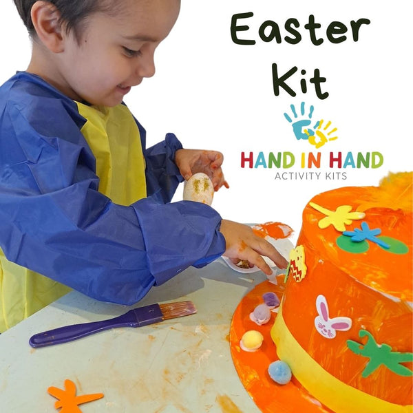3 TIPS TO CREATING AN AMAZING EASTER PLAY SESSION IN YOUR HOME by Erin @celebrate_play
