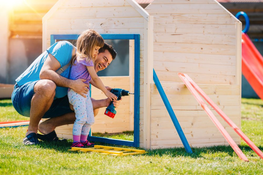How to Set Up Kids' Play Equipment Easily