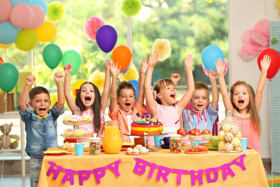 How to Throw a Home Birthday Party for Kids While Social Distancing