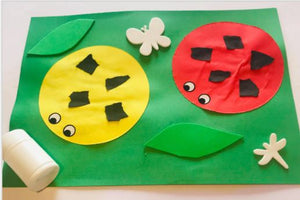 Ladybug Spring Theme - Including Shipping