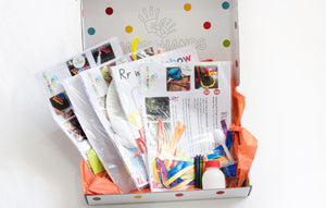 Activity Kit Monthly 3 Month Subscription  - Including Shipping