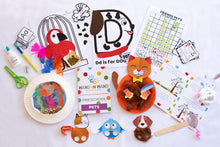 Activity Kit Monthly 3 Month Subscription