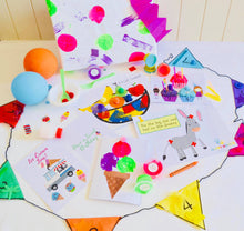 **Pre-order Only** Hip Hip Hooray Party Kit  - Including Shipping