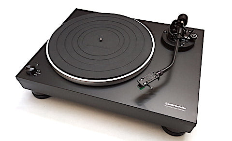Audio-Technica LP5 Direct Drive High Fidelity Turntable