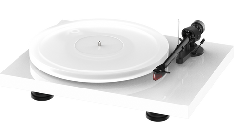 Pro-Ject Debut Carbon Evo Acryl Turntable w/ Ortofon 2mRed Cartridge