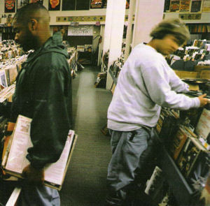 DJ Shadow ‎– Endtroducing.....