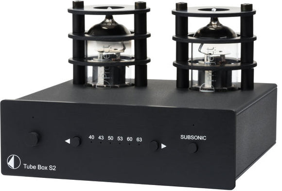 PRO-JECT TUBE BOX DS2 PHONO PRE-AMPLIFIER