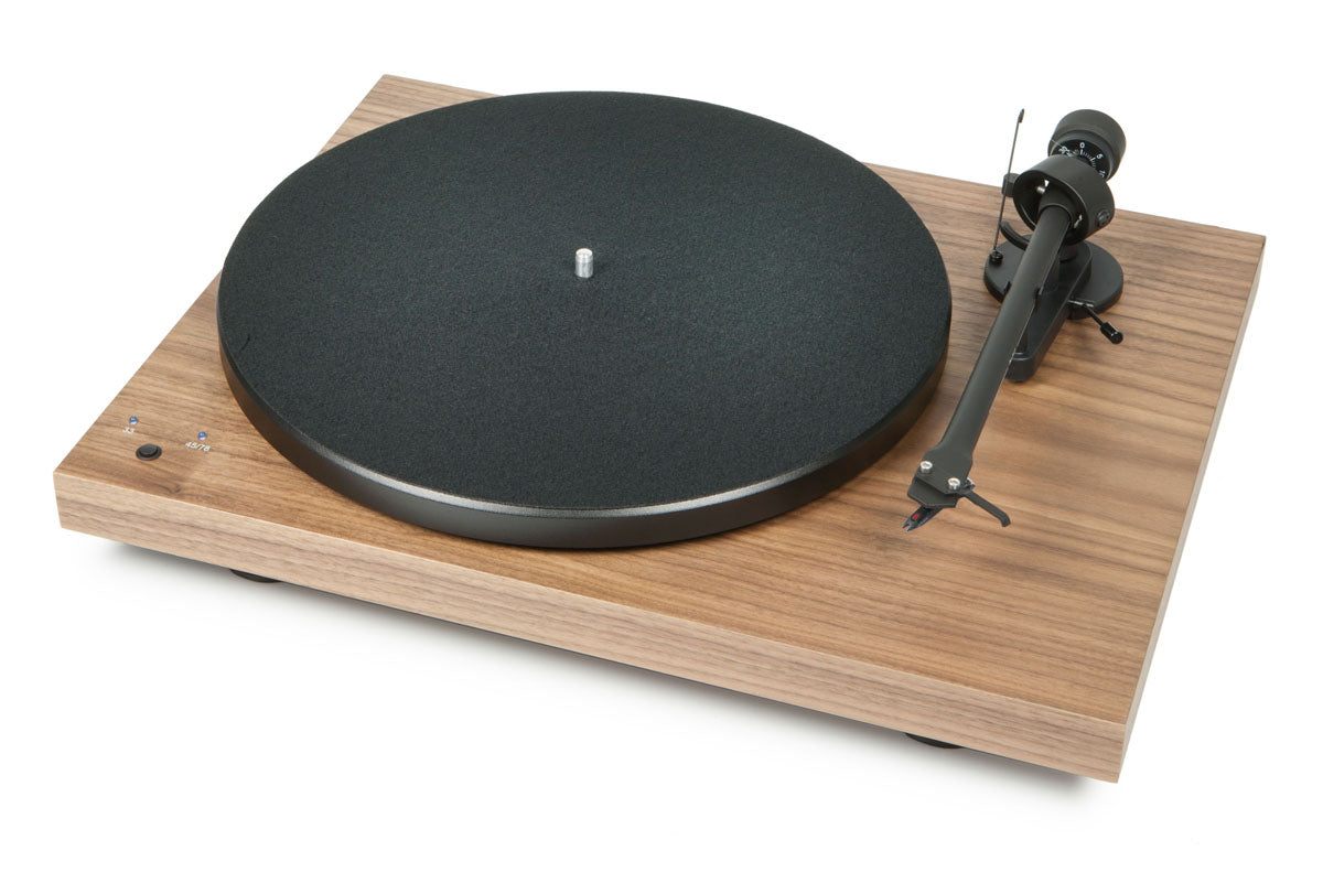 Pro-Ject Debut Recordmaster WALNUT Turntable
