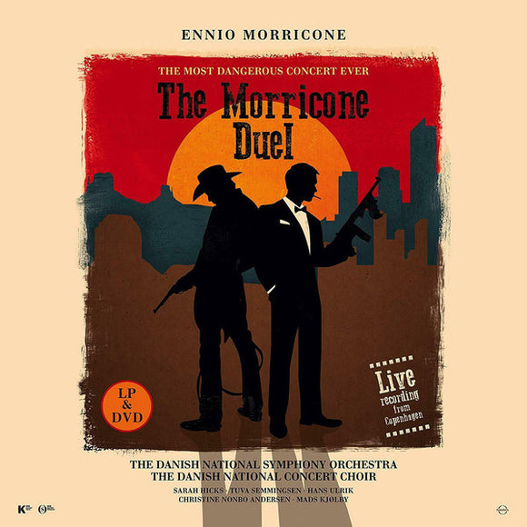 The Danish National Symphony Orchestra - The Morricone Duel