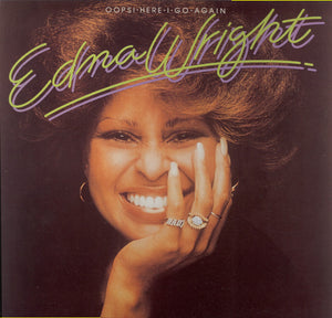 Edna Wright - Oops here i go again