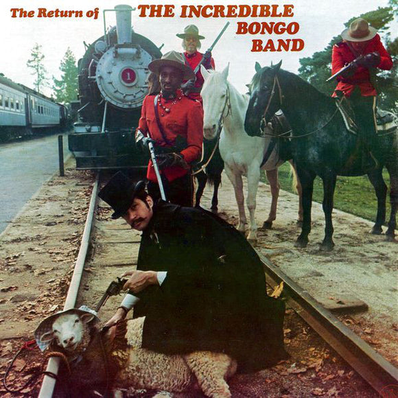 The Incredible Bongo Band - The Return of the Incredible Bongo Band