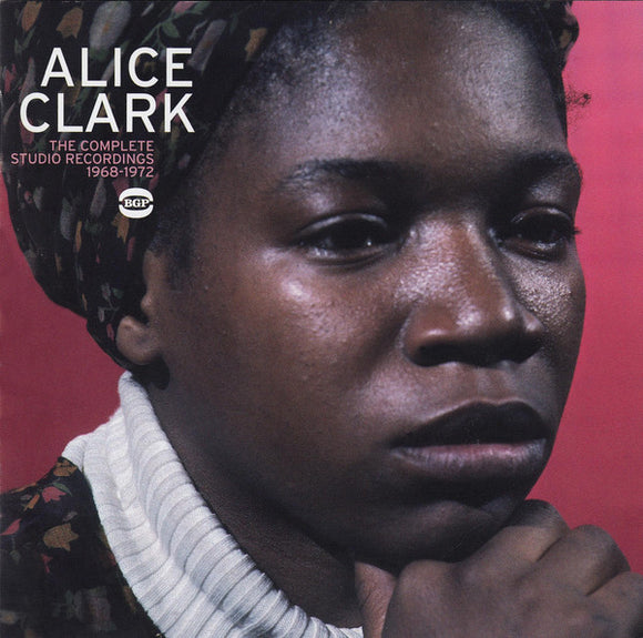 Alice Clark - The complete studio recordings