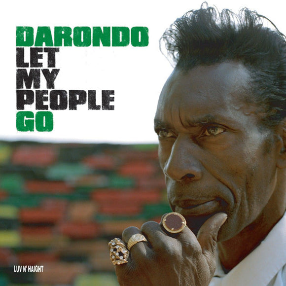 Darondo - Let My People Go