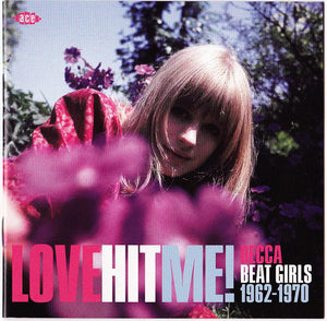 Decca Beat Girls - Love hit me!