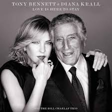 Tony Bennett and Diana Krall - Love Is Here To Stay